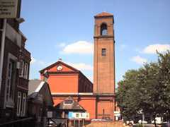 our ladys church chiswick