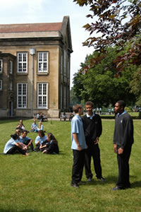 chiswick community school