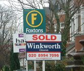 property sales in chiswick