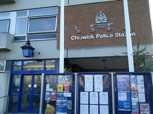 Chiswick Police Station