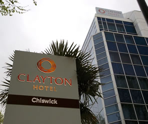 Chiswick Moran Becomes The Clayton Hotel
