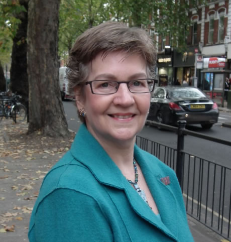 Turnham Green ward councillor Jo Biddolph