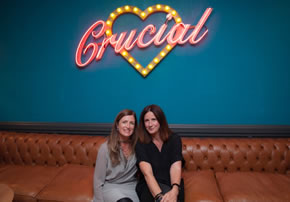 Crucial Cafe Has The 'Feel Good' Factor