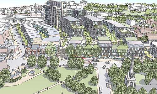 Massive New Development Plan For Centre Of Chiswick