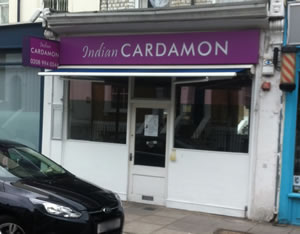 Indian Cardamon Closes Suddenly