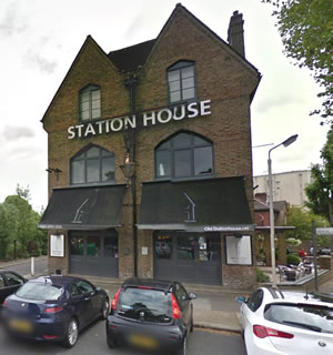station house pub chiswick