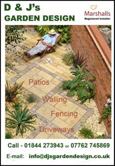 D And Js Garden Design