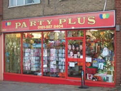 Party Plus is at 4 Acton Lane, Chiswick W4 specialisedsteels.tk are conveniently located just by Chiswick Park Tube station and opposite Sainsburys supermarket. Party Shop For all your party needs,Balloons, Partyware, Banners, Decorations and much more.